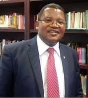 An Image Of Prof R Simangaliso Kumalo