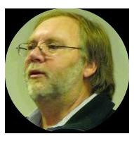 An image of Rev Dr Ross Olivier