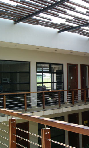 An image of the Seth Mokitimi Methodist Seminary (SMMS)