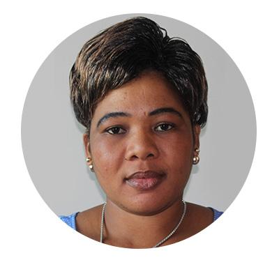 Ms Khethiwe Mncwabe