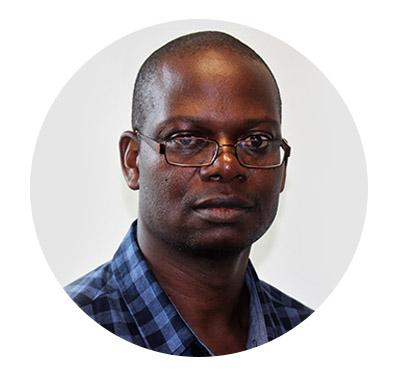 Rev Martin Mujinga