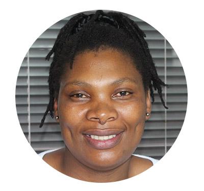 Mrs Nonhlanhla Mbanjwa