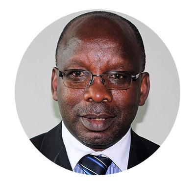 Dr Eraste Nyirimana