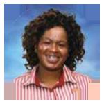 An image of Ms Ayanda Majola