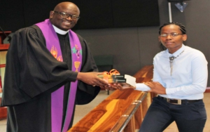 DEAN CHALLENGES EXITING STUDENTS TO BE PROPHETIC
