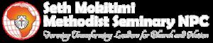 Seth Mokitimi Methodist Seminary Logo (White)