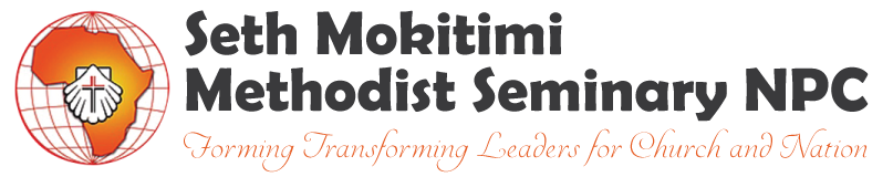 Seth Mokitimi Methodist Seminary Logo