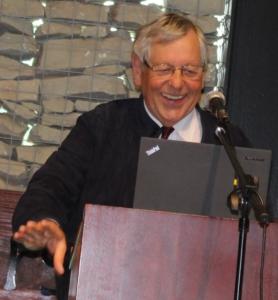 Prof Wilhelm Gräb of Humboldt University in Germany.