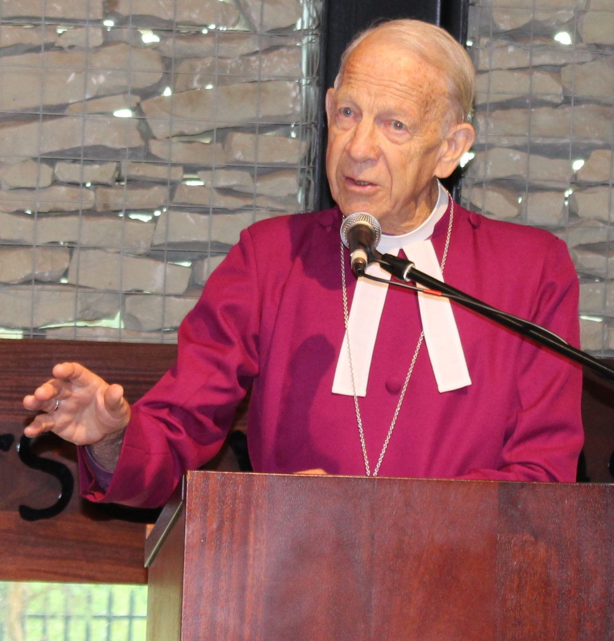 BEING IN THE WORLD BUT NOT OF THE WORLD: Rev Prof William Peter Stephens