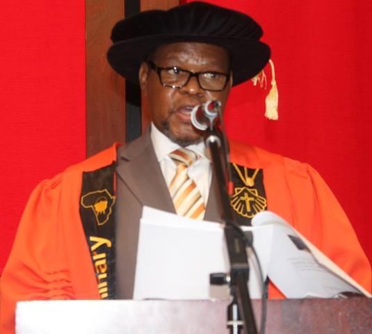 An image of Prof Gordon Zide