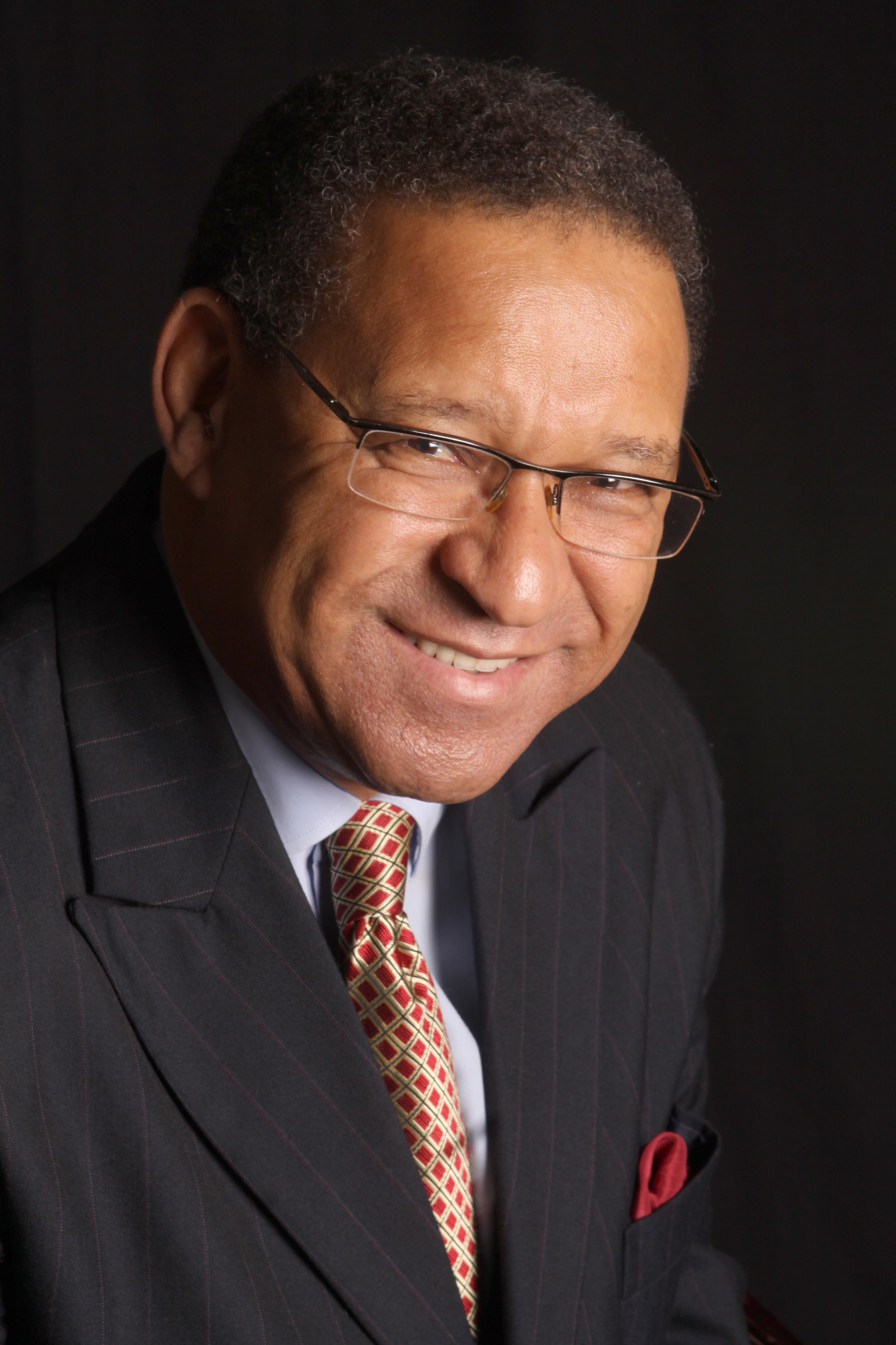 An image of Rev. Dr. Allan Boesak