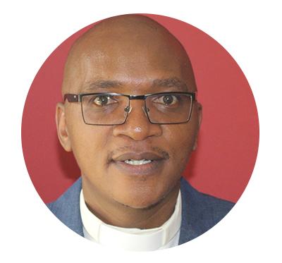 Rev Luvuyo Gladstone Sifo