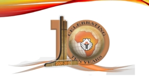 Celebrating 10 years of forming transforming leaders for church and nation