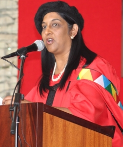 Dr Marie Appointed New SMMS President