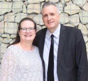 Rev Dr Wesley and Leah Magruder