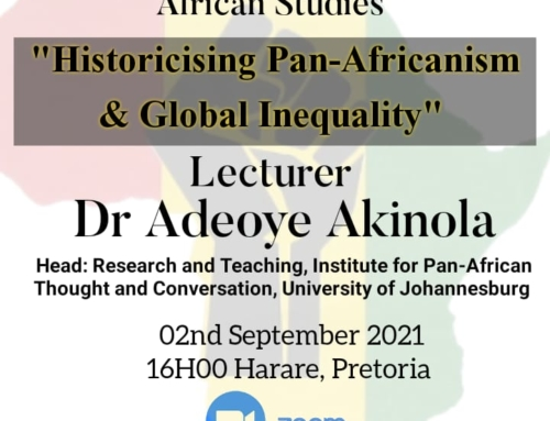 Invitation to a Lecturer